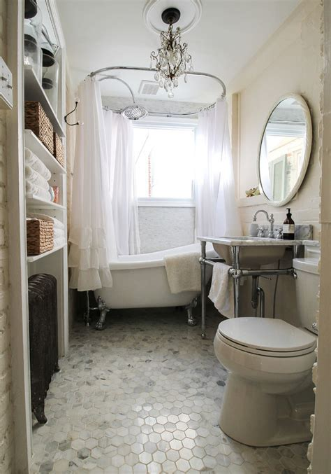 bathroom ideas for 67 quot edwin acrylic slipper tub polished brass overflow no tap holes in 2019