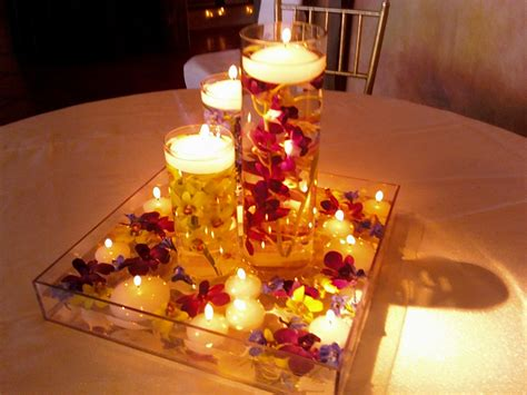 Wedding Centerpieces Ideas On A Budget Fall Wedding Wedding Candle Centerpieces On A Budget