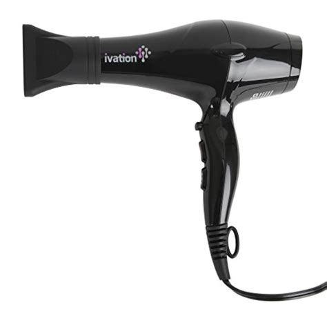 Best Hair Dryer Salon Quality ivation hair dryer the best in heat technology