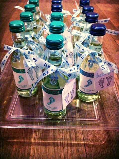Favors Baby Shower Boy by Baby Boy Shower Favors Oxsvitation