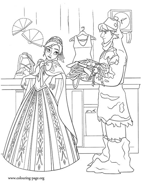 frozen fever coloring pages to print free coloring pages
