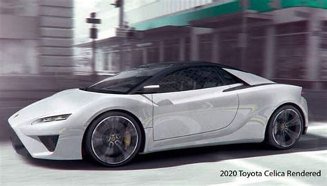 Toyota Design Competition 2020 by 2020 Toyota Celica Redesign Review Specs Reviews