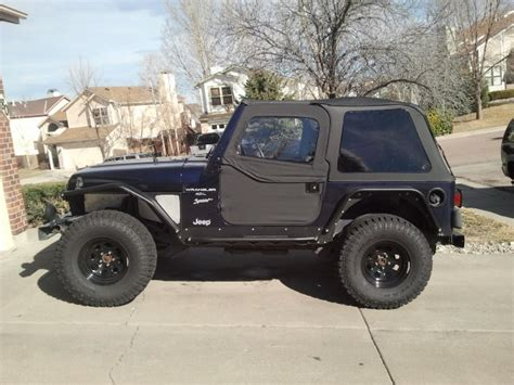 Best Modified Jeeps A Nicely Modified Jeep Tj With A Rage Products