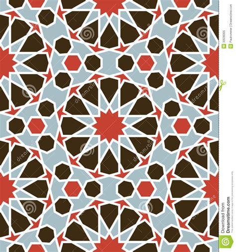 pattern arabesque vector arabesque seamless pattern stock vector image of