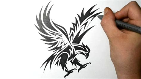 trace tattoo design eagle www pixshark images galleries