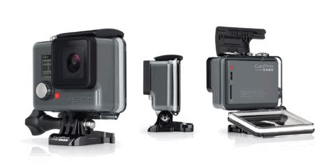 Gopro Entry gopro unveiled the entry level gopro with