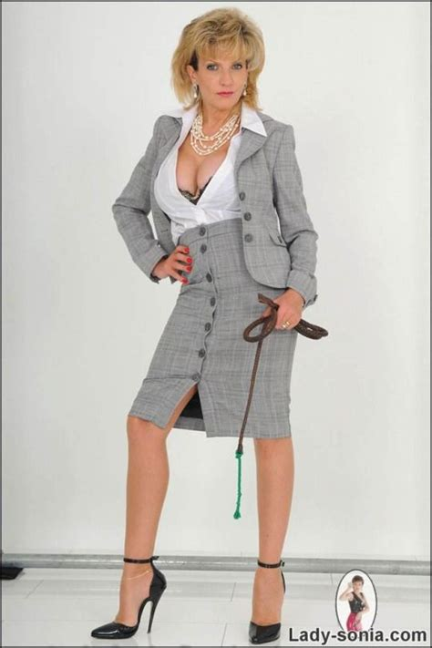 lady sonia in tiny dress in the service of female supremacy lady sonia