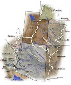 tributaries of the lower colorado river in arizona