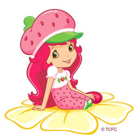 strawberry shortcake strawberry shortcake pack sticker decor and