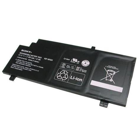 genuine sony vaio svfacql svfaclb battery