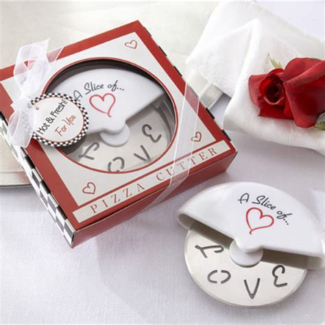 Affordable Giveaways - mini pizza cutter unique wedding favors affordable ewfh017 as low as 3 33