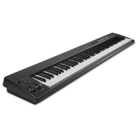Usb Keyboard Piano alesis q88 88 key usb midi keyboard controller piano length keyboard