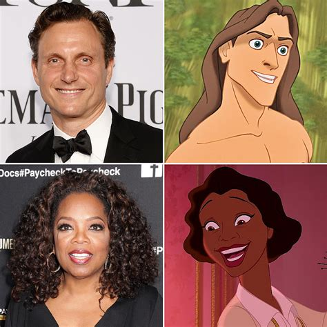 who voiced disney characters popsugar