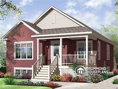 bungalow house plans with attached garage bungalow house plans one story bungalow floor plans drummond homes mexzhouse com