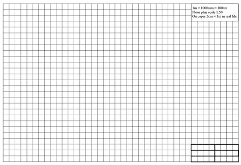 printable graph paper for room design how to draw a floor plan like a pro the ultimate guide