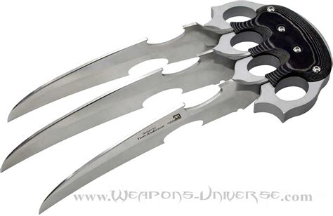 knives and weapons pantera claws master cutlery ta 57