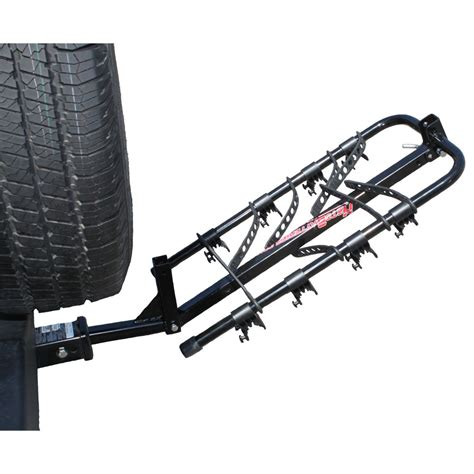 Bike Racks For Suv Without Hitch 4 bike folding carrier car rack bicycles 1 25 2 hitch