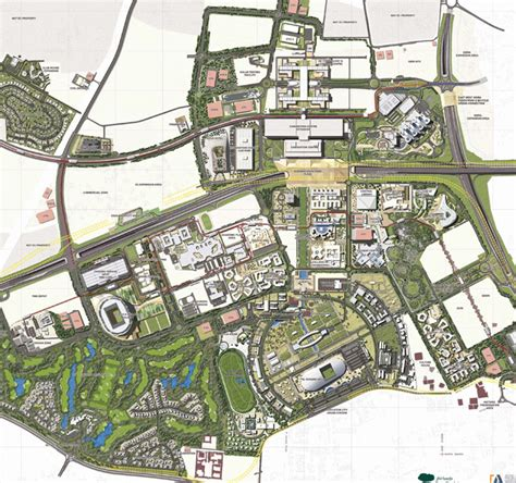 Of New Master Mba Course Plan by Qatar Foundation Plans Golf Course In Education