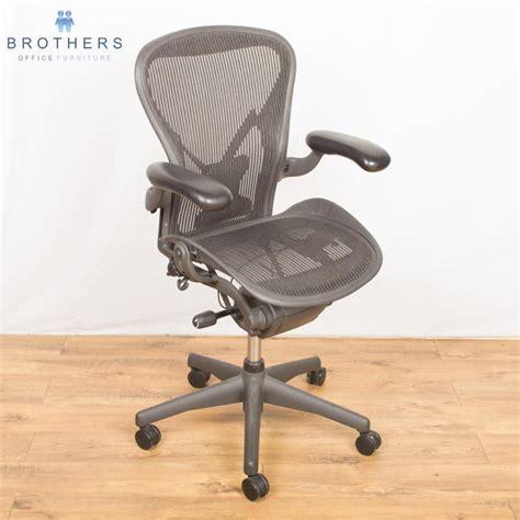 herman miller aeron posturefit desk chair herman miller aeron size b task chair posturefit