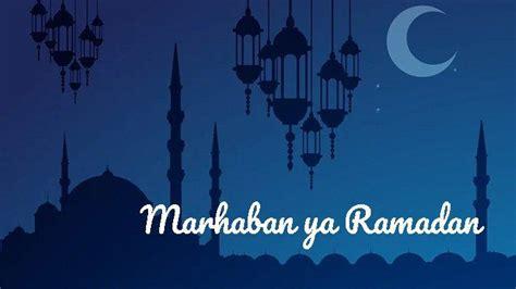 kumpulan logo marhaban ya ramadhan  ucapan selamat