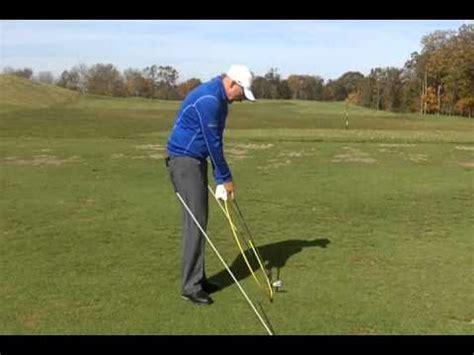 michael breed golf swing takeaway annika full swing drill doovi