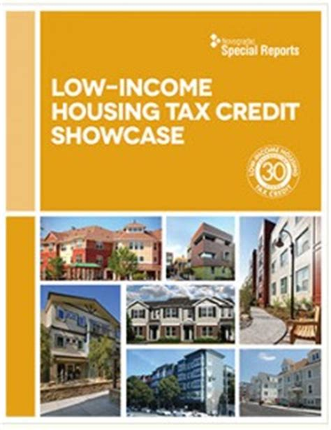 low income housing tax credit novogradac releases low income housing tax credit showcase housing association of