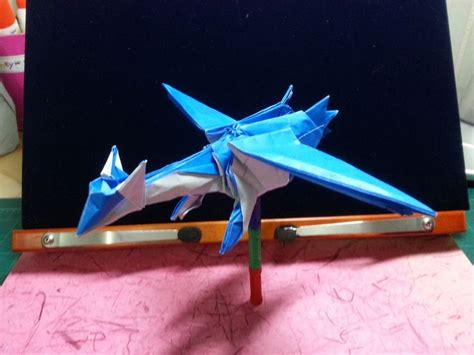 Origami Latios - latios by sizz boyeon july 2016 and earlier