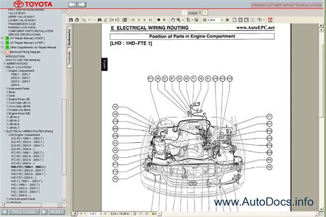 small engine repair manuals free download 2007 land rover lr3 regenerative braking toyota land cruiser station wagon1998 2007 service manual repair manual order download