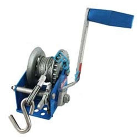 boat trailer winch cable ark trailer winch 275kg cable