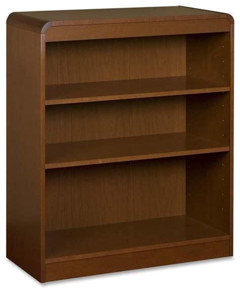 depth of bookshelves lorell 3 shelf bookcase 36 quot width x 12 quot depth x 36 quot height radius edge contemporary