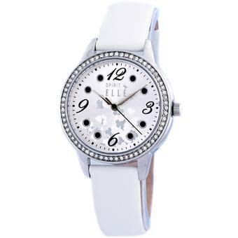 Jam Tangan Bonia Tali Putih harga es20044s06x jam tangan wanita putih tali
