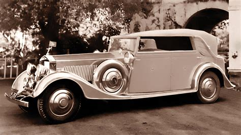 marque of the maharajas how rolls royce rolled with