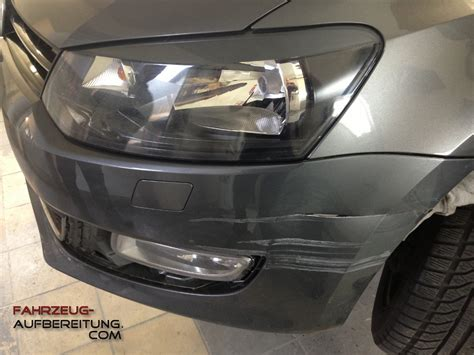Smart Repair Oder Lackieren by Smart Repair Vw Polo Beim Lackdoktor Solingen