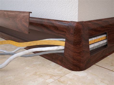 baseboard with wire channel advice three subs pictures avs forum home theater