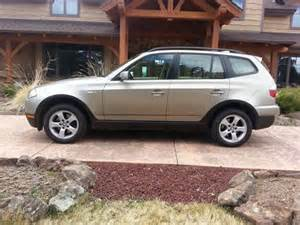 find used 2007 bmw x3 3 0si sport utility 4 door one owner