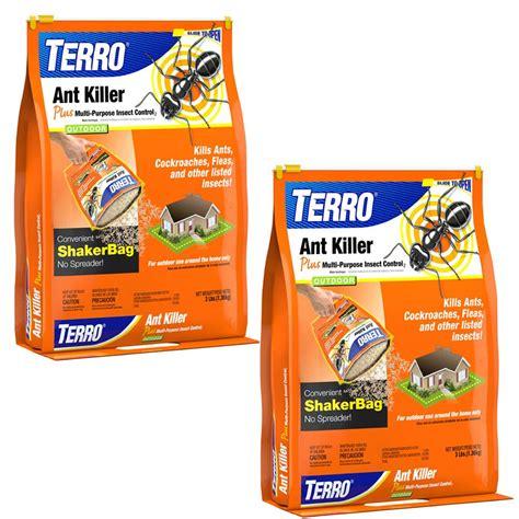 Best Killer For Patios by Terro T901 2 2 Pack Granular Ant Killer Plus
