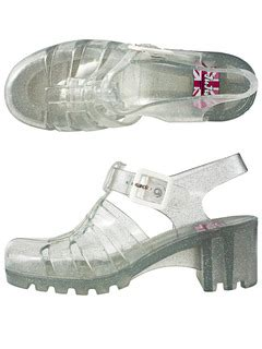 jelly sandals for adults glittery jelly sandals for adults on the hunt