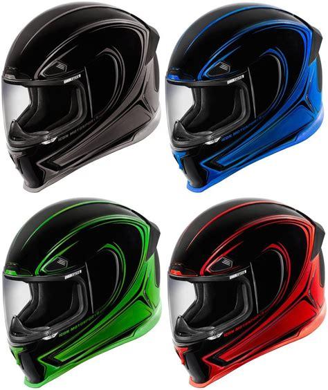 icon airframe pro halo full face helmet