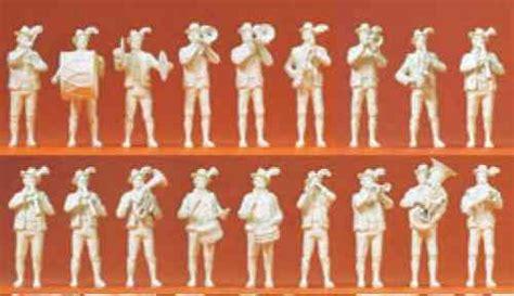 Preiser 16353 Bavarian Band 1 87 unpainted by depsite eu
