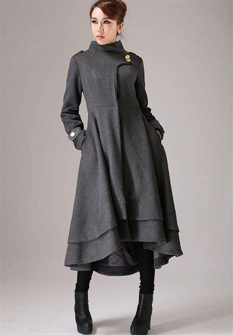 womens winter swing coats 25 best ideas about long winter coats on pinterest