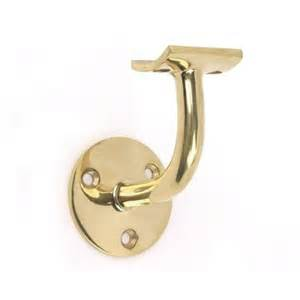 brass handrail brackets traditional brass steel handrail bracket s