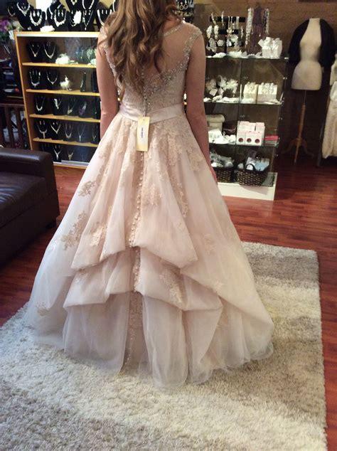 waterfall bustle wedding gown bustle styles in 2019