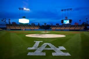 Dodge Stadium Dodgers News Renovations For 2014 Season At Dodger
