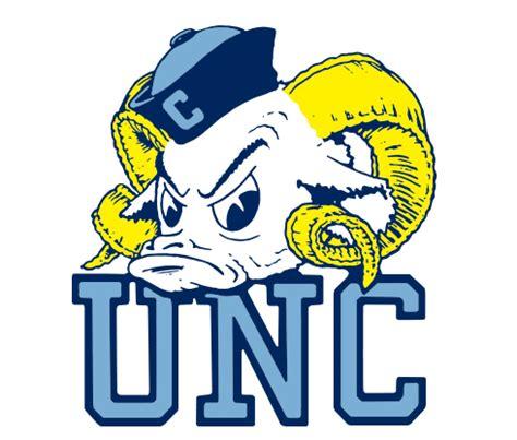 unc university of north carolina large ram logo 2014 06 vintage americana toggery