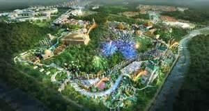 Disney World Floor Plans Jeju Shinhwa World Purchase Sends Chinese Firm Further