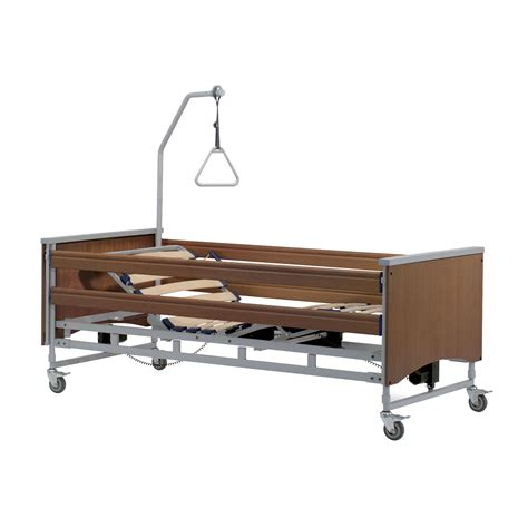 hospital style care electric adjustable bed traditional care to comfort