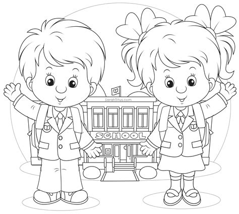 Coloring Pages For Elementary School Kids Free Loving Coloring Pages For Elementary
