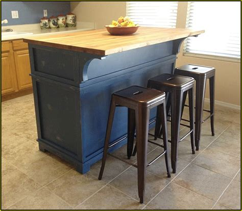 building a kitchen island with seating build your own kitchen island home design ideas
