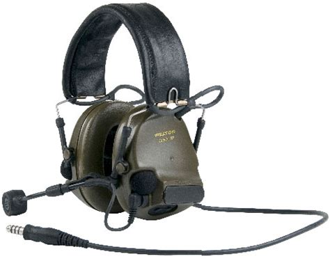 Headset Army headsets with noise reduction