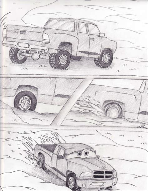 4x4 Sketches by 4x4 Mud Truck Drawings Pictures To Pin On